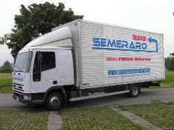 Eurocargo - 47 metri cubi